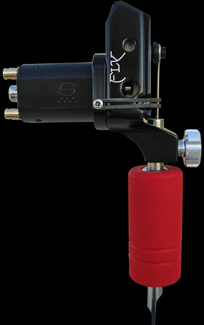 Tattoo Machine Practice Mike DeVries Tattoo Machines For Sale: Stigma Fly Rotary with Motor: