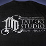 MD Clothing and Merch MDTattoos T-Shirt